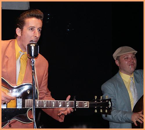 Sonny & Gordon Taylor