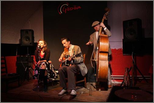 Rhythm Sophie, Sonny, Gordon Taylor
