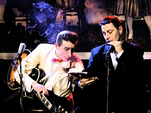 Sonny & Tom